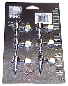 Ping P2656A 6-In-Line Mini Sealed Tuning Machines