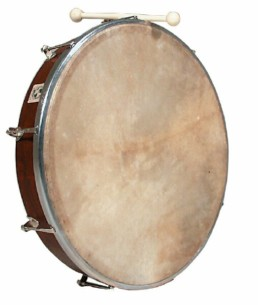 World Beat WB239 Tunable 18 inch Bodhran