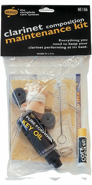 Herco HE106 Composition Clarinet Maintenance Kit