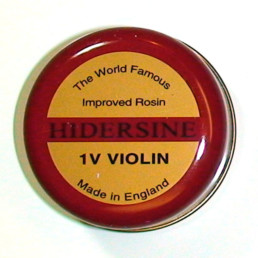Hidersine 9377 Violin And Viola Large Rosin