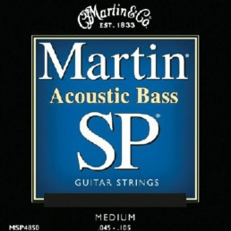 Martin MSP4850 Studio Performance Phosphor Bronze Acoustic Bass Strings