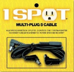 1 Spot MC5 5 Multi-Plug Cable