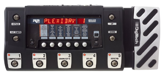 DigiTech RP500 Guitar Multi-FX Processor