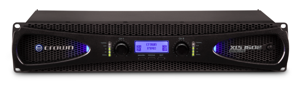 Crown XLS-1502 Power Amp