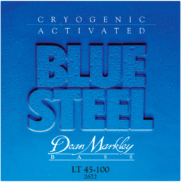 Dean Markley Blue Steel Bass Strings 2672