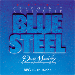 Dean Markley Blue Steel Regular Electric Guitar Strings 2556