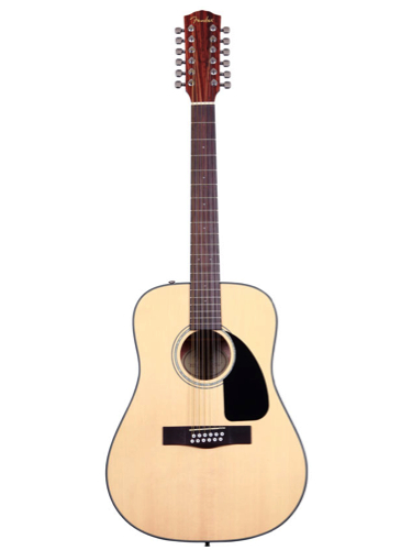 Fender CD100-12 v2 12-String