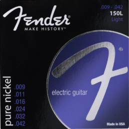 Fender Original 150s Pure Nickel, Light