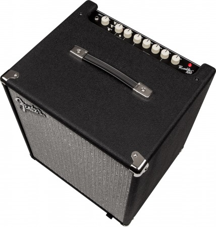 Fender Rumble 100 Combo Bass Amp v3 Top