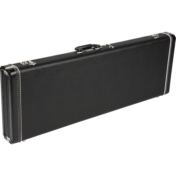 Fender Standard Multi-Fit Black Tolex Hard Shell Case
