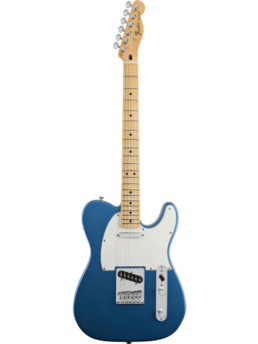 Fender Standard Telecaster Lake Placid Blue, Maple Fingerboard, Electric Guitar