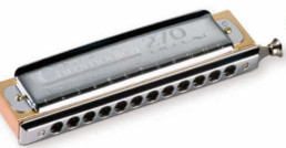 Hohner 270 Chromonica 12 Harmonica Key of C