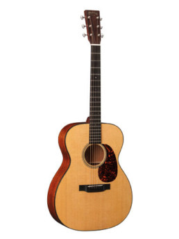 Martin 000-18 Acoustic Guitar With Gold Plus Thinline Pickup