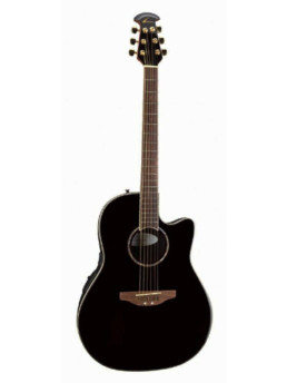 Ovation CC24-5 Black Celebrity