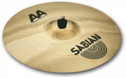 Sabian (AA) 21608 16 Inch Medium Crash Cymbal