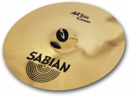 Sabian (AA) 21806 18 Inch Thin Crash Cymbal