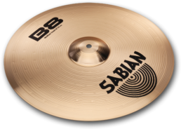 Sabian (B8) 41608 16 Inch Medium Crash Cymbal