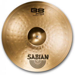 Sabian (B8Pro) 32012 20 Inch Medium Ride Cymbal
