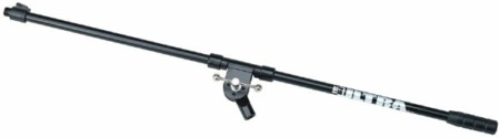 Ultra B103BK Telescopic Boom Arm, Black