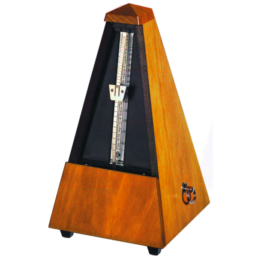 Wittner 803M Walnut Wood Metronome