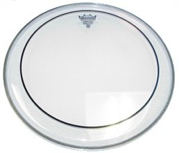 Remo PS0313-00 Pinstripe 13 inch Drumhead, Clear