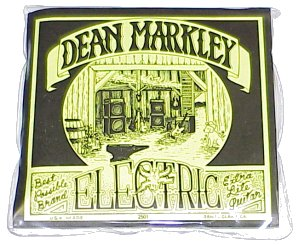 Dean Markley Nickel Extra Light Electric Guitar Strings 2501