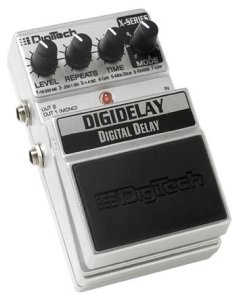 DigiTech XDD DigiDelay Delay Pedal