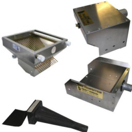 Hoppers, Crash Boxes & Flairs