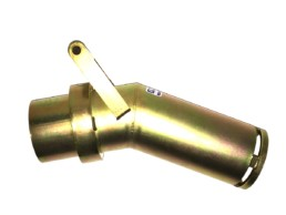 Proline 4 Inch Swivel Tip Dredge Nozzle