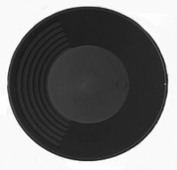 Proline 17 Inch Black Gold Pan