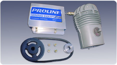 Proline T80 Air Compressor Kit For 3.5HP To 6.5HP Engines