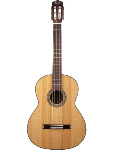 Fender CN-140S Nylon Classical Acoustic Guitar