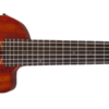 Gretsch G9126-ACE Guitar-Uke Acoustic Electric With Gig Bag Side