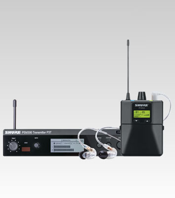 Shure P3TRA215CL-J13 Wireless Personal Monitor System