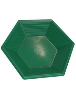 Jobe Green Hex Gold Pan