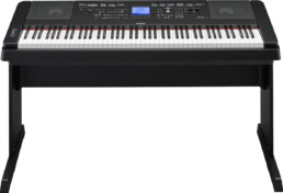 Yamaha DGX660B Digital Piano