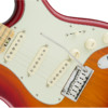 Fender American Elite Stratocaster Aged Cherry Burst Maple Fingerboard Controls