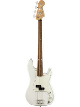 Fender Player P-Bass Polar White Pau Ferro Fingerboard